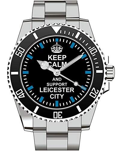 Uhr 1717 - Keep calm and support LEICESTER CITY