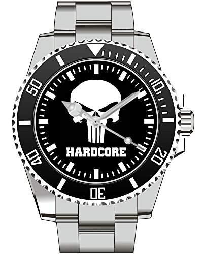 Hardcore Skull Eiserne Kreuz Hardcore Deutsches Reich WH - Uhr 1800