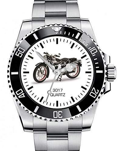 Uhr mit Moped Motiv 3017 - HOREX+REGINA+ZUENDAPP+KREIDLER+PUCH