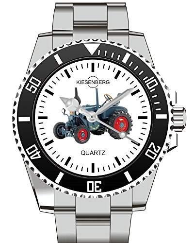 Trecker Traktor Schlepper Modell Geschenk Geschenkidee Kiesenberg Uhr 5001