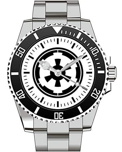Empire Destroy Trooper Darth Vader Yoda Armbanduhr - Uhr 1223