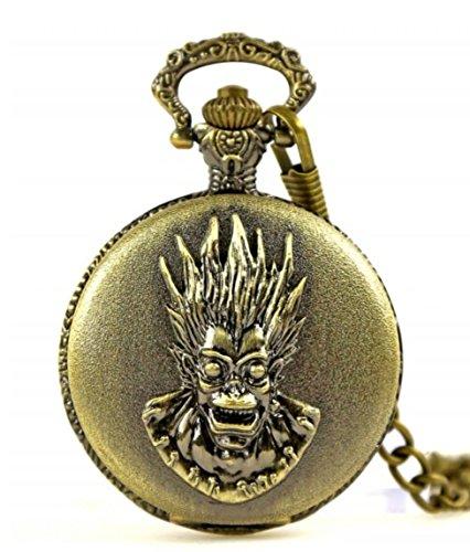 Taschenuhr Uhr Geschenk nostalgisch Urban Devil