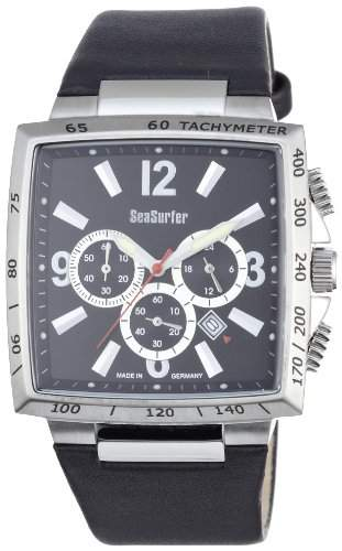Sea Surfer Herren Chronograph Edelstahl Made In Germany 16194211BB
