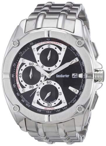 Sea Surfer Herren Chronograph Edelstahl Made in Germany 16534086