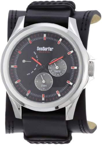 Sea Surfer Herrenuhr Edelstahl Multifunktion 5561 LS