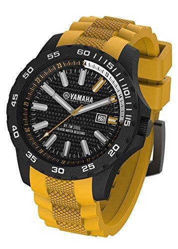 Yamaha Y12 by TW Steel watch 45mm Orange