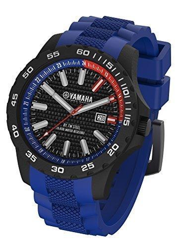Yamaha Y2 by TW Steel watch 45mm Blau