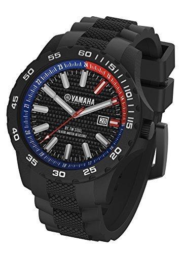 Yamaha Y4 by TW Steel watch 45mm Schwarz