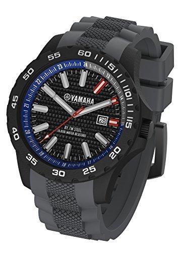 Yamaha Y8 by TW Steel watch 45mm Grau