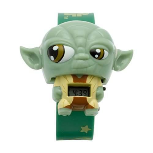 Bulbbotz Star Wars Yoda Armbanduhr 2020114