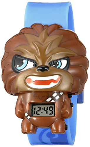 Leuchtmittel Botz Kids Star Wars 2020169 Chewbacca Quarzuhr