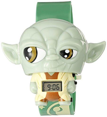 Leuchtmittel Botz Kids Star Wars Verlaengerungskabel CEE Yoda Quarzuhr