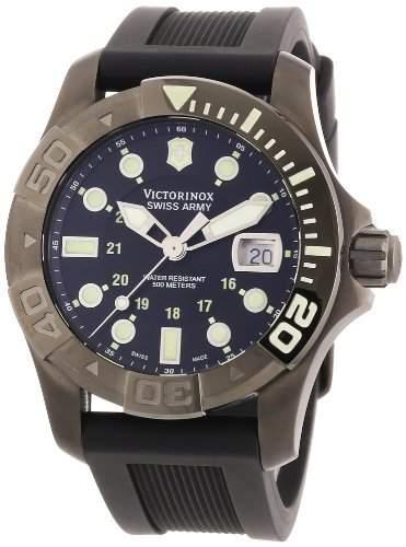 Victorinox Herren-Armbanduhr XL Professional Analog Kautschuk 241426