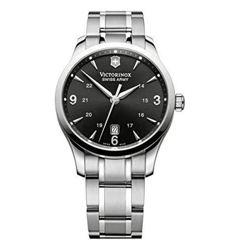Victorinox Swiss Army Herren-Armbanduhr Analog Quarz Edelstahl 241473