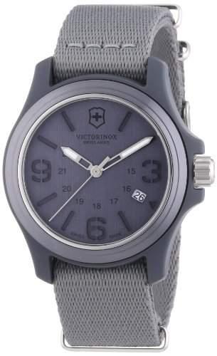 Victorinox Herren-Armbanduhr XL Active Analog Textil 241515