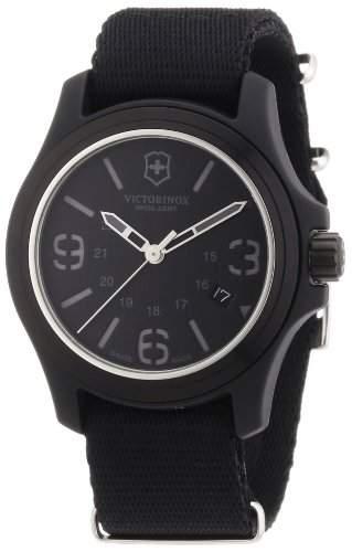 Victorinox Herren-Armbanduhr XL Active Analog Textil 241517