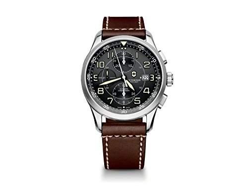 Victorinox Herrenuhr Timeless Airboss Mechanical Chronograph Automatik 241597