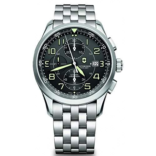 Victorinox Airboss Mechanical 241620 Herren Automatikchronograph Sehr gut ablesbar