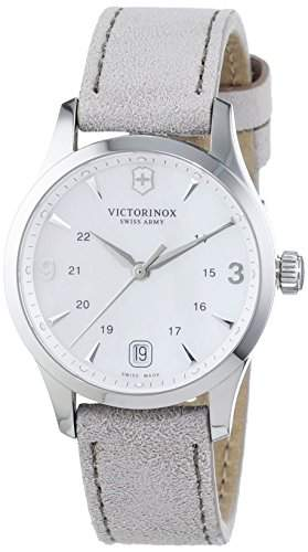 Victorinox Swiss Army Damen-Armbanduhr Analog Quarz Leder 241662