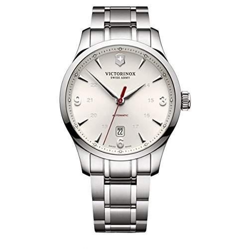 Victorinox Swiss Army Herren-Armbanduhr Analog Automatik Edelstahl 241667