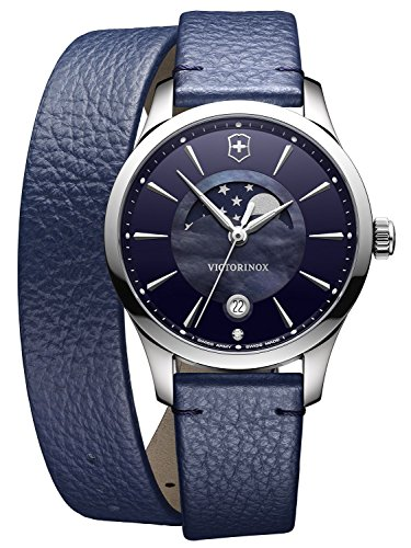 Victorinox Alliance Small mit Mondphase Blau 241755