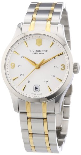 Victorinox Swiss Army XS Classic Alliance Analog Quarz Edelstahl 241543