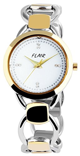 Uhr watch Armbanduhr mit Metallarmband 100412000013