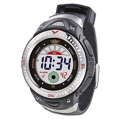 UZI Digital Sport Watch