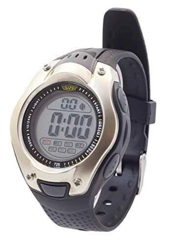 UZI Sportuhr-Mans digitale Armbanduhr mit Stoppuhr, Datum und Alarmfunktion, leicht lesbare mit Hintergrundbeleuchtung