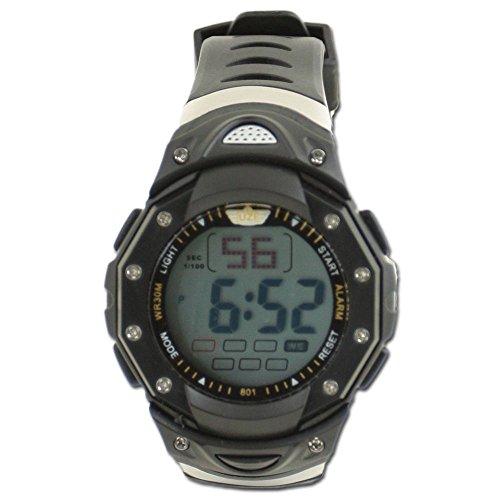 UZI Digital Military Watch