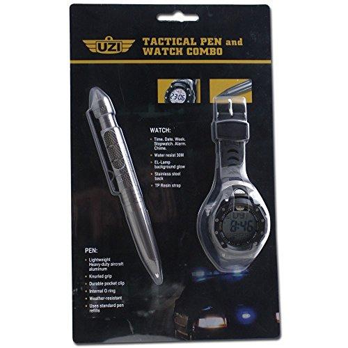 UZI Pen and Watch Kombo Set
