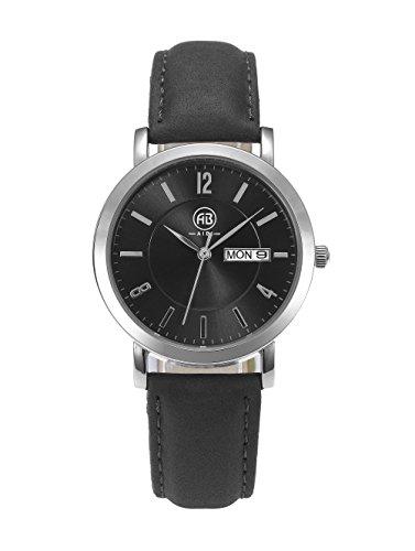 AIBI Damen Armbanduhr Mit Lederarmband Trend AB45801 1