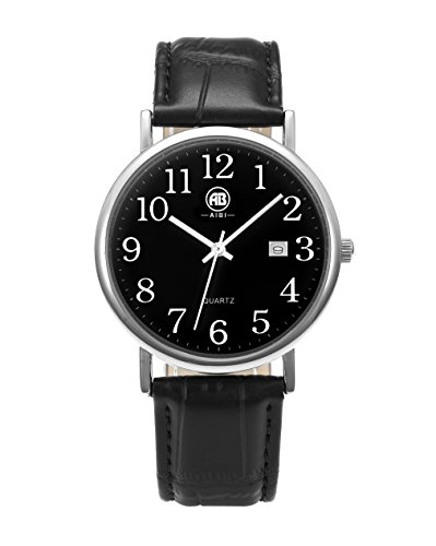 AIBI Unisex Armbanduhr Analog Quarz AB45601 2
