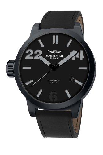Haemmer Sofia Limited Armbanduhr schwarz grau HQ 05