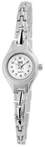 Dawn mit Edelstahlarmband Armbanduhr Uhr Sandfarben 100422000334