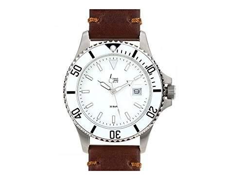 Leumas Uhren Herrenuhr Cairns male 115915