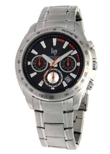 Lip Style Herren Armbanduhr Chronograph 10511912