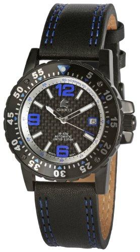 Carucci Herren Armbanduhr Automatik CA2184BL
