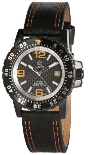 Carucci Herren Armbanduhr Automatik CA2184OR