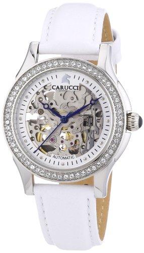 Carucci Watches Analog Automatik Leder CA2212SL