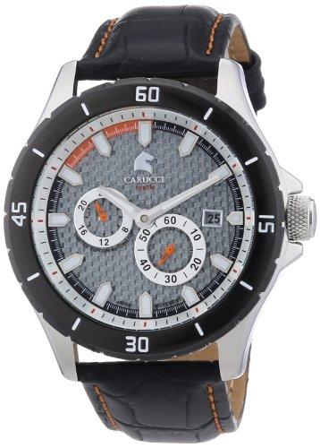 Carucci Watches XL Analog Automatik Leder CA2187SL