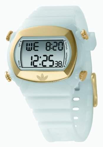 Adidas Digitale Damen Armbanduhr CANDY mit Kunststoffarmband - ADH1571