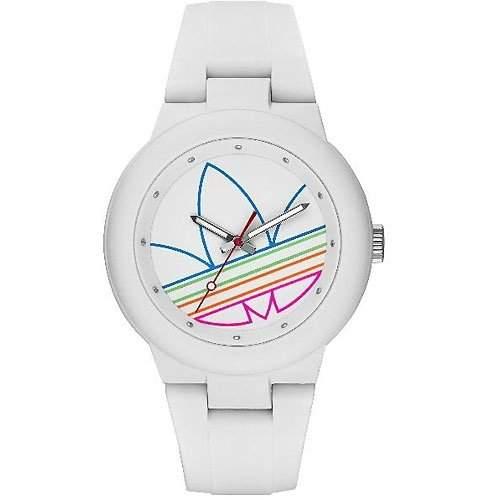 Uhr Adidas Aberdeen Adh3015 Unisex Weiss
