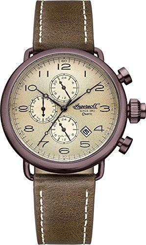 Sehr schoene Armbanduhr mit Quartzwerk Ingersoll Balfour INQ009KHBR