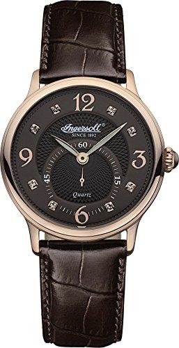 Sehr schoene Armbanduhr mit Quartzwerk Ingersoll Regent INQ022BRRS