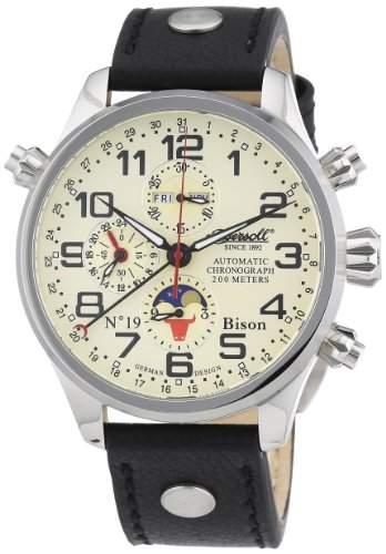Ingersoll Herren-Armbanduhr BisonN019 Analog Automatik IN6106CR