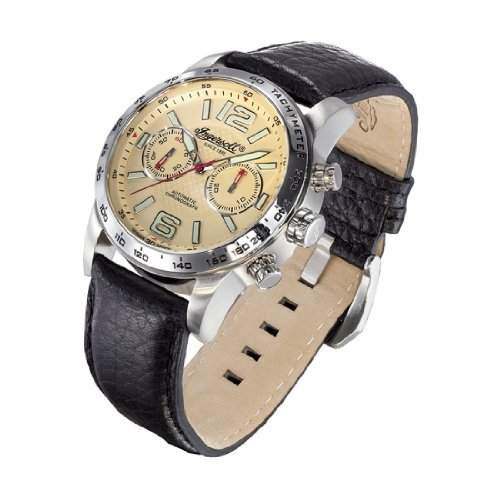 """Ingersoll Fine Automatic Herrenuhr Chronograph """" Bowie IN4606CR """""""