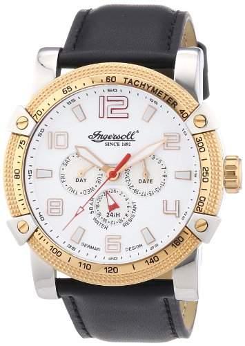 Ingersoll Herren-Armbanduhr Mescalero Analog Automatik IN1621WH