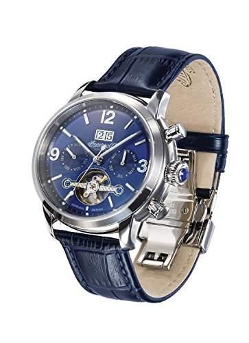 Ingersoll Herren Armbanduhr Belle Star IN1826BL