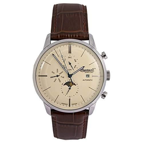 Ingersoll Automatik Herren Armbanduhr Aurora IN1916SCR